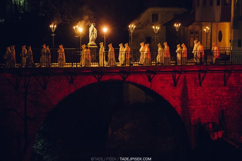 Processio Locopolitana - Skofjeloski Pasijon 2015 | www.tadejpisek.com | © Tadej Pišek