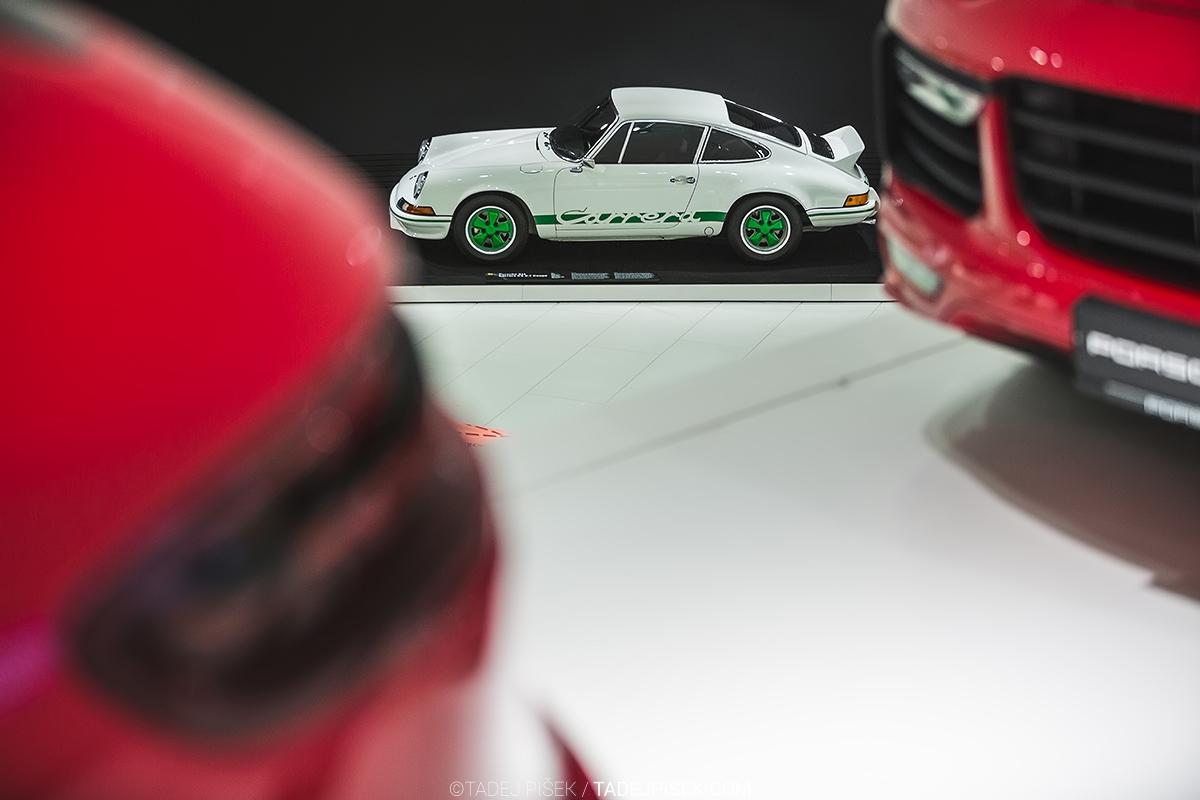 Porsche Museum Stuttgart, august 2016